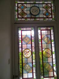 engaging home interior furnishing with antique stained glass doors fascinating picture of home interior decoration