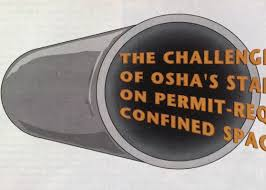 the challenge of osha s standard on permit required confined space rescue