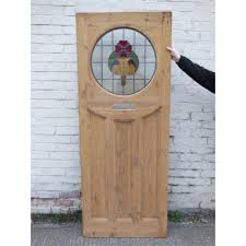 glamorous wooden front door with round window contemporary fresh stained glass windows for front doors windows over front doors windows for above front