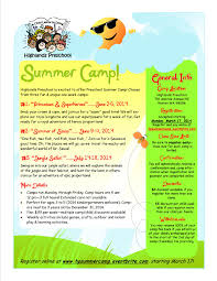 pin daycare flyer samples share on preschoolsummer for 5 multiple children discount enter promotional code