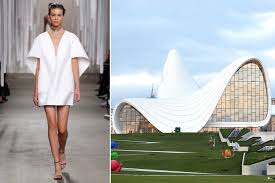 Architects Architectural Designers Fashion Designers Inspired By Architecture Rosie Assoulin