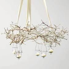 tree branch chandelier source diy tree branch shadow chandelier