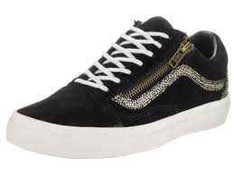 vans uni old skool zip gold dots skate shoe unis vans casual shoes