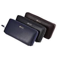 pidanlu men s leather credit card wallet 2