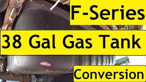 Obs F250 38 Gallon Tank Conversion
