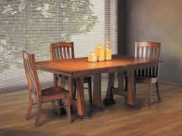 large amish made dining tables countryside amish furniture amish kitchen table and chairs