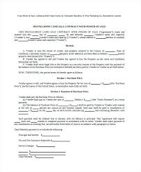 Sample Sales Contract Agreement – Mstaml