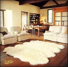 59 most fine white faux rug cream faux fur rug large white fur rug fake bear