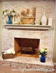whitewashed brick fireplace how to whitewash a brick fireplace the right way via whitewash brick fireplace with lime