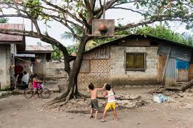 photo essay makeshift basketball courts across the