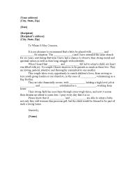 Foster Parent Recommendation Letter Magdalene Project Org