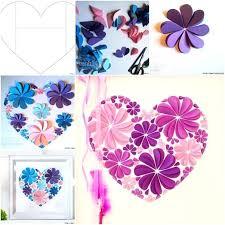 Tissue Paper Flower Wall Art Tissue Paper Flowers Wall Art Flowers Healthy