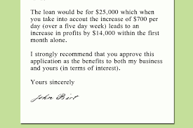 Bunch Ideas Of Cover Letter For Business Loan Request Covering