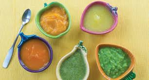 Baby Food Transition Chart Introducing Solid Foods Consistency And Temperature Of Food