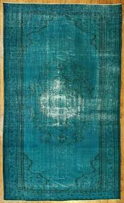 turquoise overdyed rug turquoise rug by on nuloom vintage inspired overdyed rug turquoise