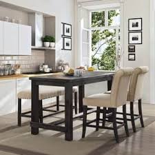 kitchen table. The Gray Barn Elsinora Antique Black Counter Height Dining Table Kitchen A