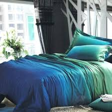 turquoise queen comforter green and blue sets beach style bedroom grant bedding brown king