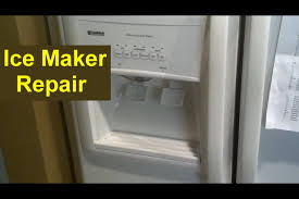 Kenmore Ice Maker Not Getting Water Kenmore Coldspot Refrigerator Ice Maker Repair Auger Ice Pusher