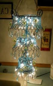 diy outdoor chandelier for gazebo eclectic other for outdoor crystal chandeliers for gazebos