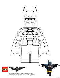 Dessin Batman Lego L