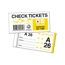 Raffle Ticket Booklets Details About Bulk Buy Check Raffle Ticket Books