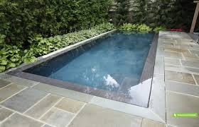 backyard infinity pools. This Young Toronto Family Wanted A Showpiece Backyard, So Elected To Build Very Unique Backyard Infinity Pools