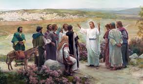 Image result for christ sends out disciples two by two