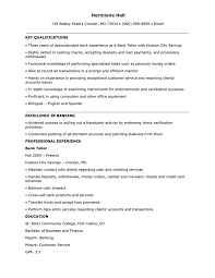 a good resume should include service resume a good resume should include how to include references on a resume examples bank teller