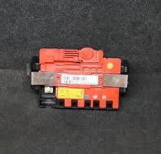bmw 3 e90 battery power distribution fuse box 6942912 320 d image is loading bmw 3 e90 battery power distribution fuse box