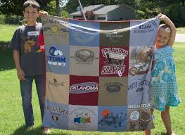 Custom T-Shirt Quilty with Project Repat & project repat-custom t-shirt quilt Adamdwight.com