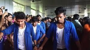 Nirmala College Chalakudy Fashion Designing Vtb College Flash Mob Magazine Inauguration 2019 Kerala