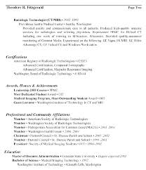 Resume For Radiologic Technologist Unique X Ray Tech Cover Letter Sample X Ray Tech Resume X Ray Technologist