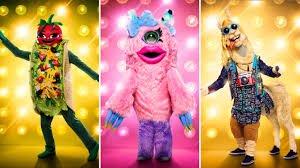 Permalink to 11+ The Masked Singer Best Costumes Pics