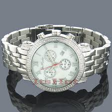 joe rodeo classic diamond watches jojo jeo rodeo watches at jojo joe rodeo mens diamond watch 1 75ct white mop