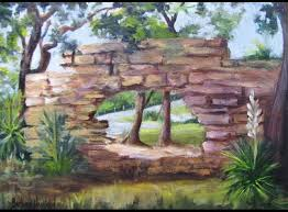 art marble falls stone wall leftovers by artist barbara haviland on stone wall artist with marble falls stone wall leftovers by barbara haviland from landscape