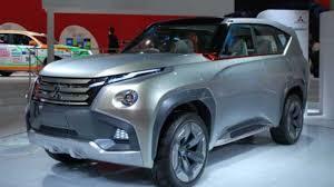 new car 2016 usa2016 Mitsubishi Montero Sport USA  Mitsubishi Review Release