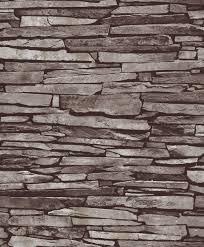 Stone Wall Paper Rolls Wallpaper ...