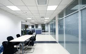 light office. LED Ceiling Panel Light In Office Area G