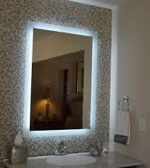 gallery of incredible light up bathroom mirror bathroom design ideas also bathroom mirrors with lights bathroom mirror with lighting