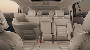 gmc acadia interior. Perfect Acadia Image Showing Interior Features Of The 2019 GMC Acadia Denali Midsize  Luxury SUV For Gmc Interior I