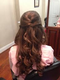 Prom Hair Style Up half up half down prom hair brushing pinterest prom hair 3346 by wearticles.com