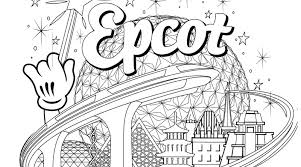 The articles include black and white diagrams of beautiful princesses in their long gowns. Walt Disney World Coloring Pages The Disney Nerds Podcast