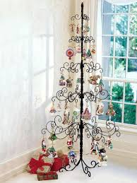 Metal Ornament Tree Display Stand Uk Unique Metal Ornament Tree Cute Idea For Those Special Ornaments That You