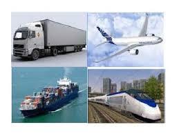 có rất nhiều phương tiện để vận chuyển hàng hóa