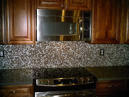 Mosaic Tile Kitchen Backsplash Glass Mosaic Tile For Kitchen Backsplash Home Design On Awesome