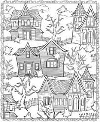 Small Picture Halloween by the Chubby Mermaid Zentangle Coloring pages colouring