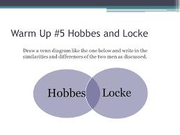 Hobbes And Locke Venn Diagram Hobbes Locke And Rousseau Venn Diagram
