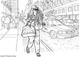 Small Picture Snark Vanity Fairs Hateful Amanda Bynes Coloring Book Comics