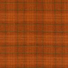 Pumpkin Plaid Pumpkin Patch Flannel Fabric | Keepsake Quilting & Fabrics are shown in 8″ scale Adamdwight.com