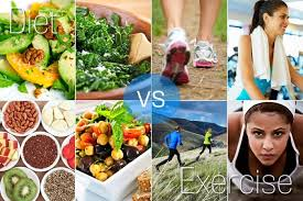 Diet And Excercise Exercise Or Diet What Is More Important For Healthy Life
